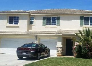 Pre Foreclosure in Lancaster 93535 GRANVILLE WAY - Property ID: 382187215