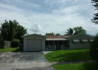 Pre Foreclosure in Fort Lauderdale 33313 NW 42ND TER - Property ID: 383674584