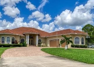 Pre Foreclosure in Lehigh Acres 33972 ACACIA AVE - Property ID: 389047649