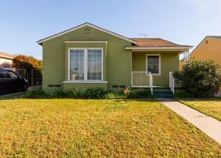 Pre Foreclosure in Los Angeles 90047 W 94TH ST - Property ID: 402883238
