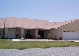 Pre Foreclosure in Hesperia 92344 MISSION ST - Property ID: 448326554
