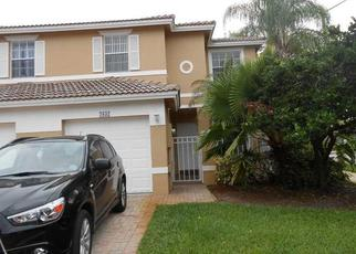 Pre Foreclosure in Fort Lauderdale 33322 NW 99TH TER - Property ID: 457491143