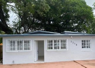 Pre Foreclosure in Miami 33142 NW 59TH ST - Property ID: 458916317