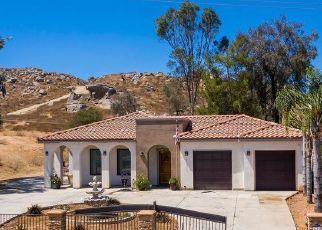 Pre Foreclosure in Riverside 92504 NANDINA AVE - Property ID: 471318434