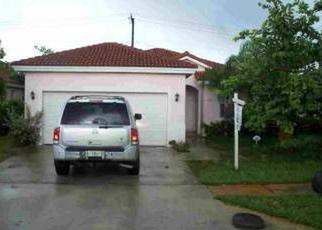 Pre Foreclosure in Hollywood 33025 SW 87TH TER - Property ID: 47312750