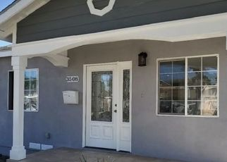 Pre Foreclosure in Long Beach 90810 DELTA AVE - Property ID: 487002725
