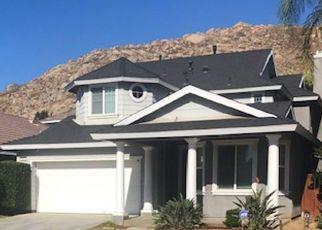 Pre Foreclosure in Perris 92571 HAMMOCK ST - Property ID: 489190848