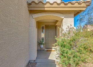 Pre Foreclosure in Buckeye 85326 W LASSO LN - Property ID: 493307353
