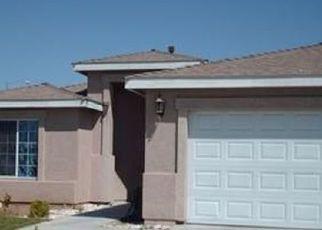 Pre Foreclosure in Clovis 93611 SIERRA MADRE AVE - Property ID: 495968482