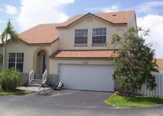 Pre Foreclosure in Fort Lauderdale 33324 SW 107TH TER - Property ID: 508771788