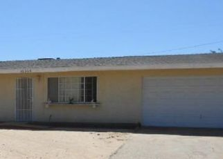 Pre Foreclosure in Hesperia 92345 WILLOW ST - Property ID: 520141141