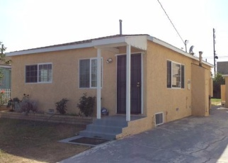 Pre Foreclosure in Hawthorne 90250 ROSELLE AVE - Property ID: 539727341
