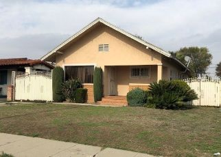 Pre Foreclosure in Los Angeles 90047 W 85TH ST - Property ID: 547959505