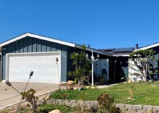 Pre Foreclosure in Oceanside 92056 SHENANDOAH DR - Property ID: 61861358