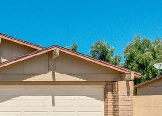 Pre Foreclosure in Glendale 85308 W KEATING CIR - Property ID: 630532938