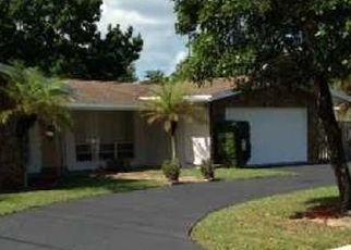 Pre Foreclosure in Fort Lauderdale 33317 N BEL AIR DR - Property ID: 630729583