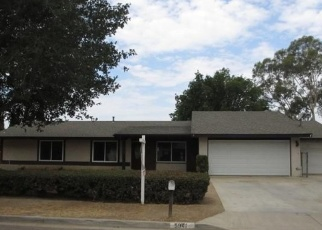 Pre Foreclosure in Riverside 92509 HORSE CANYON RD - Property ID: 700429194