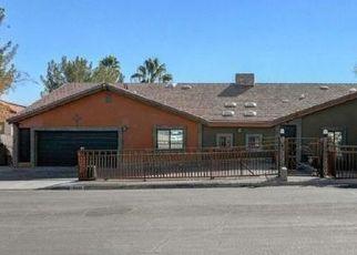 Pre Foreclosure in Henderson 89014 LA MESA DR - Property ID: 714107565