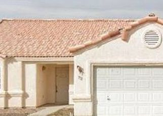 Pre Foreclosure in North Las Vegas 89031 ZALATAIA WAY - Property ID: 725891251