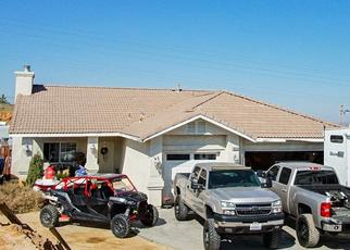Pre Foreclosure in Hesperia 92345 SEAFORTH ST - Property ID: 739369471