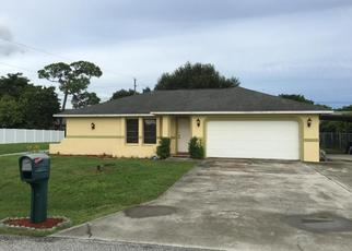 Pre Foreclosure in Fort Myers 33967 DUQUESNE RD - Property ID: 755861824