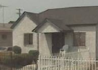 Pre Foreclosure in Los Angeles 90044 DENVER AVE - Property ID: 758613610