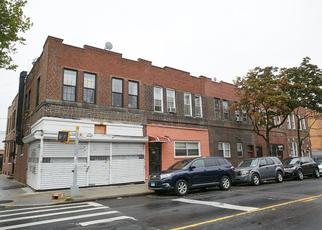 Pre Foreclosure in Ridgewood 11385 CYPRESS AVE - Property ID: 760562592
