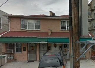 Pre Foreclosure in Bronx 10460 BAKER AVE - Property ID: 763985357