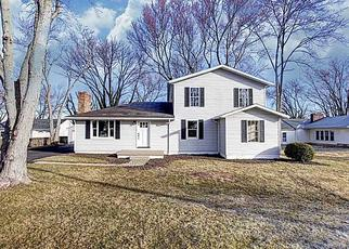 Pre Foreclosure in Vandalia 45377 OLD SPRINGFIELD RD - Property ID: 773661520