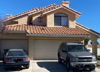 Pre Foreclosure in Palmdale 93551 MIRAMONTE AVE - Property ID: 779954777