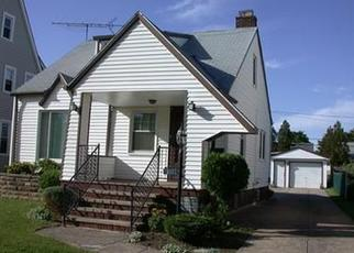 Pre Foreclosure in Cleveland 44135 SHERRY AVE - Property ID: 825042438