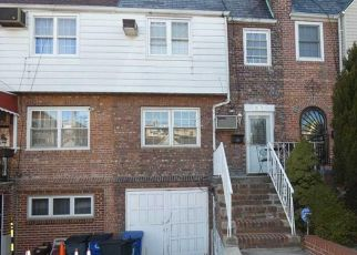 Pre Foreclosure in Maspeth 11378 63RD ST - Property ID: 830145714