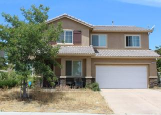 Pre Foreclosure in Palmdale 93552 ROCKIE LN - Property ID: 834828529