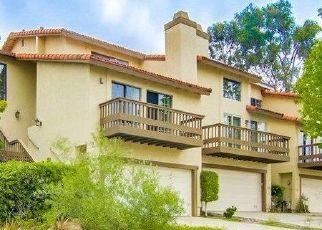 Pre Foreclosure in San Diego 92111 CAMINO REVUELTOS - Property ID: 839672520