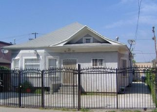 Pre Foreclosure in Los Angeles 90011 E 42ND ST - Property ID: 871663455