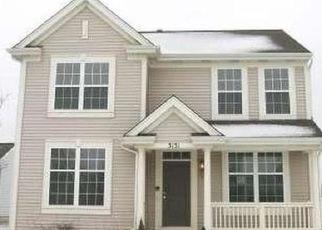 Pre Foreclosure in Matteson 60443 HOLDEN CIR - Property ID: 902707944