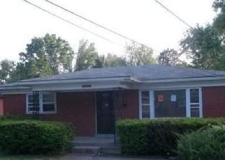Pre Foreclosure in Louisville 40216 BRIDWELL DR - Property ID: 907988583