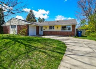 Pre Foreclosure in Dayton 45424 BASCOMBE DR - Property ID: 923460900