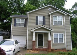 Pre Foreclosure in Charlotte 28208 ALLENBROOK DR - Property ID: 927306295