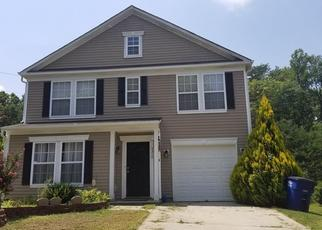 Pre Foreclosure in Winston Salem 27105 FAIRWAY FOREST DR - Property ID: 928294365