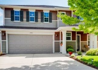 Pre Foreclosure in Fort Collins 80525 AUTUMN RIDGE DR - Property ID: 930900309