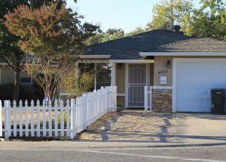 Pre Foreclosure in North Highlands 95660 QUEEN CT - Property ID: 931001488