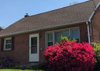 Pre Foreclosure in York 17406 ROCKWOOD AVE - Property ID: 931679473