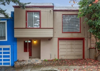 Pre Foreclosure in San Francisco 94131 HAMERTON AVE - Property ID: 934104984
