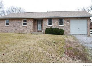 Pre Foreclosure in Fairview Heights 62208 JUDITH ANN PL - Property ID: 934624852