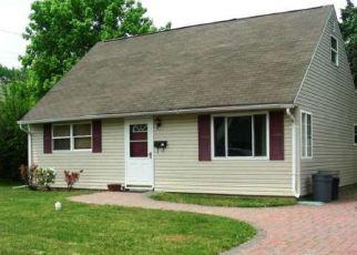 Pre Foreclosure in Trenton 08618 WALTON AVE - Property ID: 935027792