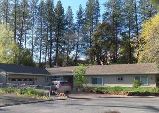 Pre Foreclosure in Auburn 95603 WESCOTT CT - Property ID: 935238894