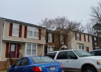 Pre Foreclosure in Matthews 28105 OLD GATE DR - Property ID: 937685855