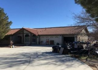 Pre Foreclosure in Rosamond 93560 CYPRESS AVE - Property ID: 939058902