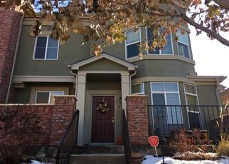 Pre Foreclosure in Littleton 80129 BROOKHURST AVE - Property ID: 943310754